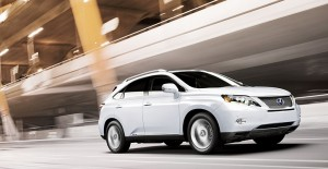 2012 Lexus RX350 in City