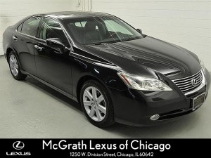 Used Car for Sale at Chicago Lexus Dealer