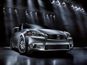 Lexus Model GS 350 2012