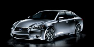 Lexus GS 350 2013 Model