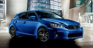 2012 Lexus CT Hybrid