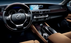 2013 Lexus GS Interior
