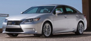2013 Lexus ES
