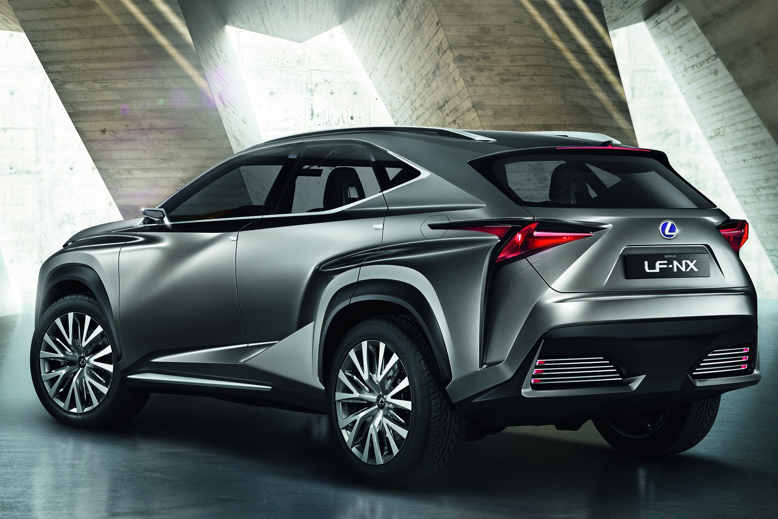 Published on October 30th, 2013 by Lexus Talk in Lexus Concepts